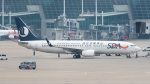 coolinsjpさんが、仁川国際空港で撮影した山東航空 737-85Nの航空フォト(写真)