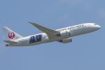 mameshibaさんが、成田国際空港で撮影した日本航空 787-8 Dreamlinerの航空フォト(写真)