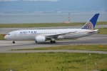 SKY☆101さんが、関西国際空港で撮影したユナイテッド航空 787-8 Dreamlinerの航空フォト(写真)