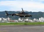 ダルビッシュえつしさんが、八尾空港で撮影した中日本航空 430の航空フォト(写真)