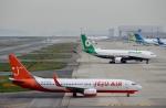 ハピネスさんが、関西国際空港で撮影したチェジュ航空 737-82Rの航空フォト(写真)