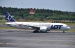 たっしーさんが、成田国際空港で撮影したLOTポーランド航空 787-8 Dreamlinerの航空フォト(写真)