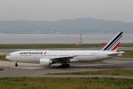 ハピネスさんが、関西国際空港で撮影したエールフランス航空 777-228/ERの航空フォト(写真)