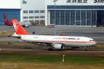 少年のjasonさんが、深圳宝安国際空港で撮影したユニ・トップエアラインズ A300B4-605Rの航空フォト(写真)