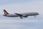 気分屋さんが、羽田空港で撮影したキャセイドラゴン A321-231の航空フォト(飛行機 写真・画像)