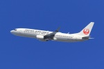 気分屋さんが、羽田空港で撮影した日本航空 737-846の航空フォト(飛行機 写真・画像)