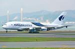少年のjasonさんが、香港国際空港で撮影したマレーシア航空 A380-841の航空フォト(写真)