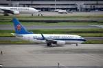 よんすけさんが、羽田空港で撮影した中国南方航空 737-71Bの航空フォト(写真)