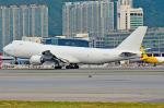 少年のjasonさんが、香港国際空港で撮影したアトラス航空 747-87UF/SCDの航空フォト(写真)