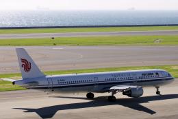 yabyanさんが、中部国際空港で撮影した中国国際航空 A321-213の航空フォト(飛行機 写真・画像)