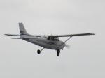 た~きゅんさんが、成田国際空港で撮影したアイベックスアビエイション 172S Skyhawk SPの航空フォト(写真)