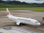 tokadaさんが、新石垣空港で撮影した日本トランスオーシャン航空 737-446の航空フォト(写真)