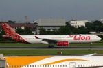 takaRJNSさんが、ドンムアン空港で撮影したタイ・ライオン・エア A330-343Xの航空フォト(写真)