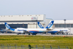 SGR RT 改さんが、成田国際空港で撮影した日本貨物航空 747-8KZF/SCDの航空フォト(写真)