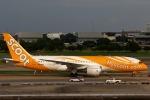 takaRJNSさんが、ドンムアン空港で撮影したスクート 787-8 Dreamlinerの航空フォト(写真)