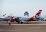KAZKAZさんが、マッカラン国際空港で撮影したエア・カナダ・ルージュ A319-114の航空フォト(写真)