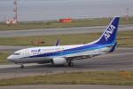 けいとパパさんが、関西国際空港で撮影した全日空 737-781の航空フォト(写真)