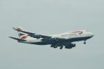 garrettさんが、シンガポール・チャンギ国際空港で撮影したブリティッシュ・エアウェイズ 747-436の航空フォト(写真)