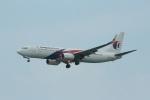 garrettさんが、シンガポール・チャンギ国際空港で撮影したマレーシア航空 737-8H6の航空フォト(写真)