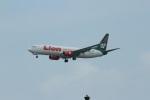 garrettさんが、シンガポール・チャンギ国際空港で撮影したライオン・エア 737-8GPの航空フォト(写真)