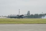 eagletさんが、横田基地で撮影したアメリカ空軍 C-130Jの航空フォト(写真)