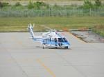 おっつんさんが、能登空港で撮影した海上保安庁 S-76Dの航空フォト(飛行機 写真・画像)