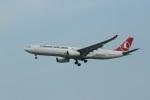 garrettさんが、シンガポール・チャンギ国際空港で撮影したターキッシュ・エアラインズ A330-343Xの航空フォト(写真)