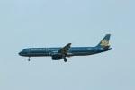 garrettさんが、シンガポール・チャンギ国際空港で撮影したベトナム航空 A321-231の航空フォト(写真)