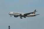 garrettさんが、シンガポール・チャンギ国際空港で撮影したシンガポール航空 777-212/ERの航空フォト(写真)