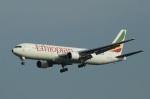 garrettさんが、シンガポール・チャンギ国際空港で撮影したエチオピア航空 767-3BG/ERの航空フォト(写真)