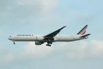 garrettさんが、シンガポール・チャンギ国際空港で撮影したエールフランス航空 777-328/ERの航空フォト(写真)