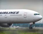 万華鏡AIRLINESさんが、羽田空港で撮影した日本航空 777-346/ERの航空フォト(写真)
