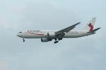 garrettさんが、シンガポール・チャンギ国際空港で撮影したニューギニア航空 767-341/ERの航空フォト(写真)