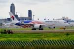 kamerajiijiさんが、成田国際空港で撮影したマレーシア航空 A350-941XWBの航空フォト(写真)