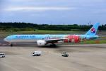 kamerajiijiさんが、成田国際空港で撮影した大韓航空 777-3B5/ERの航空フォト(写真)