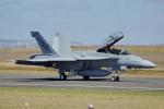 ちゃぽんさんが、アバロン空港で撮影したオーストラリア空軍 F/A-18F Super Hornetの航空フォト(写真)