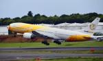kamerajiijiさんが、成田国際空港で撮影したノックスクート 777-212/ERの航空フォト(写真)