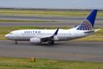 yabyanさんが、中部国際空港で撮影したユナイテッド航空 737-724の航空フォト(写真)