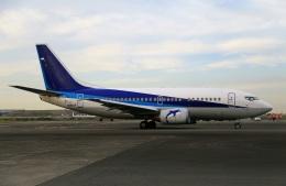 スポット110さんが、羽田空港で撮影したユニカル・アヴィエーション 737-54Kの航空フォト(写真)