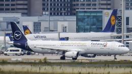 ルフトハンザドイツ航空 Airbus A321 (D-AISQ)  航空フォト | by lufthansa9919さん  撮影2018年06月16日%s