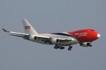 トールさんが、香港国際空港で撮影したTNT航空 747-4HAF/ER/SCDの航空フォト(写真)