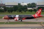 takaRJNSさんが、ドンムアン空港で撮影したエアアジア A320-216の航空フォト(写真)