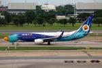 takaRJNSさんが、ドンムアン空港で撮影したノックエア 737-8FZの航空フォト(写真)