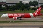 takaRJNSさんが、ドンムアン空港で撮影したタイ・エアアジア A320-216の航空フォト(写真)