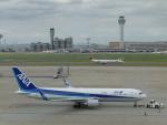 蒲田っ子さんが、羽田空港で撮影した全日空 767-381/ERの航空フォト(写真)