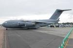 Tomo-Papaさんが、フェアフォード空軍基地で撮影したイギリス空軍 C-17A Globemaster IIIの航空フォト(写真)
