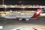 幹ポタさんが、羽田空港で撮影したカンタス航空 747-438の航空フォト(写真)