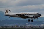 kunimi5007さんが、仙台空港で撮影したスーパーコンステレーション飛行協会 DC-3Aの航空フォト(写真)