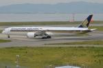 amagoさんが、関西国際空港で撮影したシンガポール航空 787-10の航空フォト(写真)