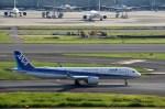 よんすけさんが、羽田空港で撮影した全日空 A321-272Nの航空フォト(写真)